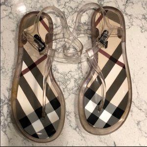 Burberry Women's Sandal Shoe Size 38 (8)